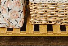 Einfache Kleiderbügel Landung Kleiderständer Kleiderbügel Schlafzimmer Kleiderbügel Wohnzimmer Kinderlager Rack Garderoben Kleiderschrank Garderobe ( größe : 110*45*145CM )