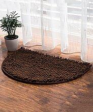 Einfache kreative Schlafzimmer Bedside Carpet The Door Teppich Wasserabsorption rutschfeste Badezimmer Wohnzimmer Hall Sofa Teppich ( Farbe : G , größe : 40*60cm )