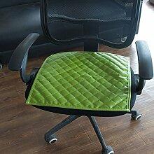 Einfache Leder Polstermöbel Modern cool im Sommersitz des Amtes kalten Sitz [Kalte Kissen]-A 43x43cm(17x17inch)