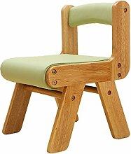Einfache moderne Kinderstuhl Rückenlehne Stuhl Kinder Hocker Schreiben Abendessen Antike Hocker (Farbe optional) (Farbe : #2, design : Pack of 1)