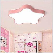 Einfache Moderne Schlafzimmer Deckenlampe Warme