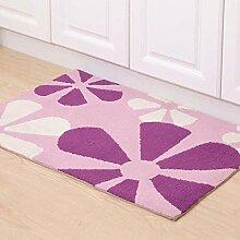 Einfache moderne super weiche Matte, Wohnzimmer Tür Staubmatte, Küche Bad wasserdichte Matte , #3