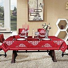 Einfache Moderne Tischdecke Tischdecke,Tischmatten Mit Handtüchern,Teetisch Handtuch-C 150x220cm(59x87inch)