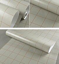 Einfache Plaid Importe von Uni Papiertapete Wind Tapete Beige Wohnzimmer Schlafzimmer Esszimmer Studie von England Tapete grau