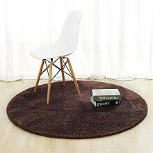 Einfache Runde Teppich Couchtisch Schlafzimmer