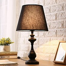 Einfache Schlafzimmer Nachttischlampe, modischen