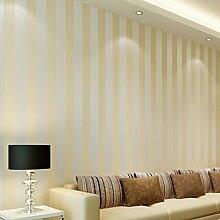 Einfache strömten Tapete/3D Vliestapete/Wohnzimmer TV Wand Hintergrundpapier/Strömten Schlafzimmer Tapeten/Festen vertikalen Streifen Tapete-B