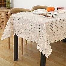 Einfache tabelle cloth tischtuch modernes kaffee tisch schrank runde tisch-J 90x90cm(35x35inch)