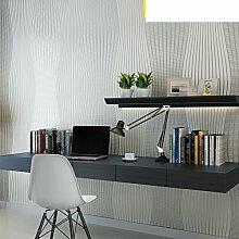 einfache Tapete/Grüne Vlies/Streifen-Tapete/Schlafzimmer Wohnzimmer Tapete/[Hintergrund Tapete]-A