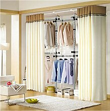 Einfache Tuch-Garderobe-Edelstahl-Rahmen
