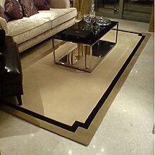 Einfache und moderne decke amerikanischer salon teppich teetisch decke schlafzimmer bett broadloom den carpet-Q 120x170cm(47x67inch)