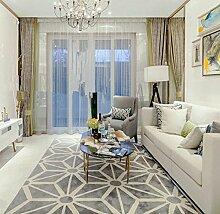 Einfache und moderne decke amerikanischer salon teppich teetisch decke schlafzimmer bett broadloom den carpet-C 140x200cm(55x79inch)