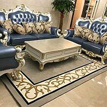 Einfache und moderne decke amerikanischer salon teppich teetisch decke schlafzimmer bett broadloom den carpet-F 90x150cm(35x59inch)
