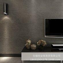 Einfachen Perle schlicht Vliestapete Tapete moderne Schlafzimmer Wohnzimmer TV Hintergrundwand , light coffee color 68073