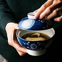 Einfachen Stil Design Handgemalte keramische