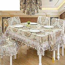 Einfachen stil,tischtuch,stuhlhussen kissen set,tischtuch,tee tischdecke,tischläufer,runde tischdecke-B 130x180cm(51x71inch)