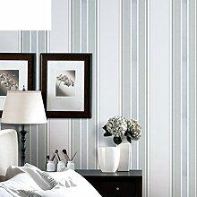 einfachen Streifen Tapete/Schlafzimmer Vlies Tapete/Wohnzimmer TV Wand Hintergrundpapier/Den Wohnzimmer Tapete-D