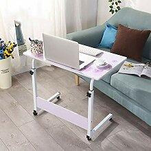 Einfacher Laptop Tisch Bett Tischplatte