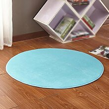 Einfacher Teppich, Korb Rattan Stuhl Teppich, Wohnzimmer Schlafzimmer Teppich, Matten , 5 , diameter 200cm