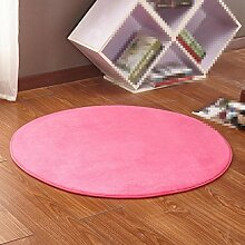 Einfacher Teppich, Korb Rattan Stuhl Teppich, Wohnzimmer Schlafzimmer Teppich, Matten , 4 , diameter 120cm