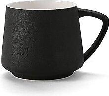 Einfarbig Mattierte Keramik Kreative Kaffeetasse