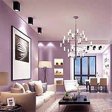 einfarbig mode tapete wohnzimmer schlafzimmer moderne minimalistischen Nordic wasserdichte tapete 53X1000 cm