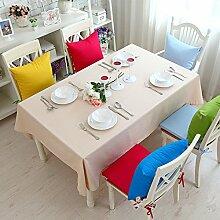 Einfarbige tischdecke,Modernes zuhause