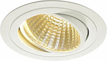 Einflammiger LED-Einbaustrahler New Tria 1 mit