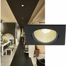 Einflammiger LED-Einbaustrahler New Tria 68,