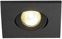 Einflammiger LED-Einbaustrahler New Tria Mini Set,