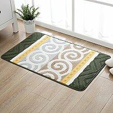 Eingang Fußmatte/In Der Flur-fußmatten/Schlafzimmer-küche-matten/Badezimmer-matten/Bad-antirutsch-matten-A 60x90cm(24x35inch)