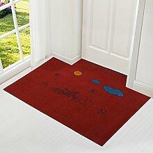 Eingang Tür Matte/ Teppich vor der Tür/Teppich vor der Tür-H 100x140cm(39x55inch)