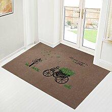 Eingang Tür Matte/ Teppich vor der Tür/Teppich vor der Tür-T 100x100cm(39x39inch)