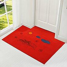 Eingang Tür Matte/ Teppich vor der Tür/Teppich vor der Tür-C 120*120cm
