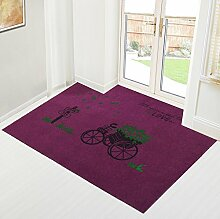 Eingang Tür Matte/ Teppich vor der Tür/Teppich vor der Tür-P 120x140cm(47x55inch)