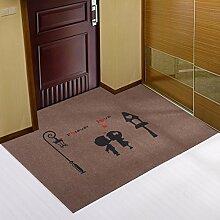 Eingang Tür Matte/ Teppich vor der Tür/Teppich vor der Tür-U 100x160cm(39x63inch)