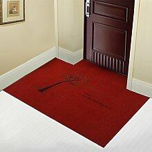 Eingang Tür Matte/ Teppich vor der Tür/Teppich vor der Tür-J 100x100cm(39x39inch)