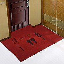 Eingang Tür Matte/ Teppich vor der Tür/Teppich vor der Tür-G 120x140cm(47x55inch)