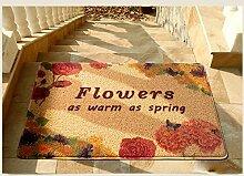 Eingangsmatte Haushalt Bodenmatte Fußmatte