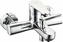 Einhandmischer Wannenbatterie Wannenarmatur Badarmatur Badewannenarmatur