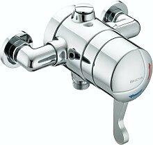 Einhebel-Duscharmatur Aufputz Bristan
