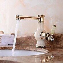 Einhebel Waschbecken Wasserhahn für Bad