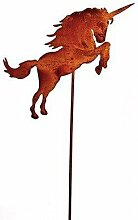 Gartendeko rostig g nstig online kaufen lionshome for Gartendeko metall rostig