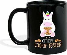 Einhorn Official Cookie Tester Keks Koster Tasse