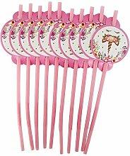 Einhorn Party Decor Geburtstag Latex Luftballons