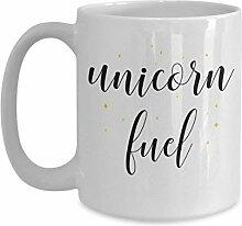 Einhorn-Tasse - Kaffeetasse - Einhorn-Geschenkidee