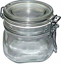 Einmachglas Einweckglas 500ml - 1/2 Liter der
