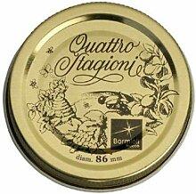Einmachglas Schraubverschluss - Original Quattro