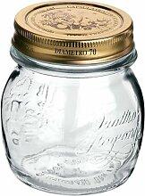 Einmachglas Schraubverschluss Quattro Stagioni