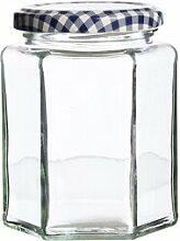 Einmachglas (Set of 12) Kilner Größe: 10,1 cm H